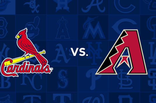 Baseball MLB : Cardinals vs Diamondbacks