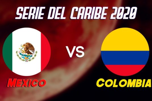 Serie Del Caribe 2020, Colombie VS Mexique – Baseball